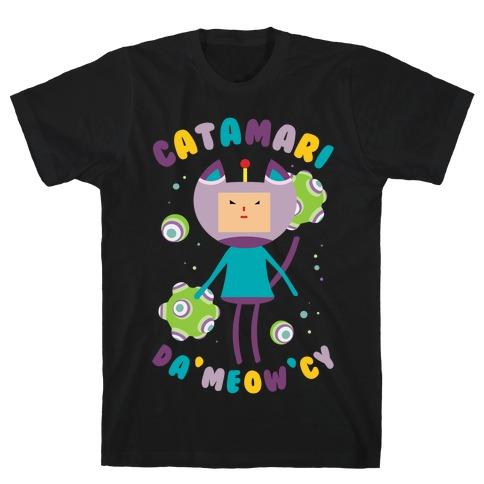 Catamari DaMeowCy T-Shirt