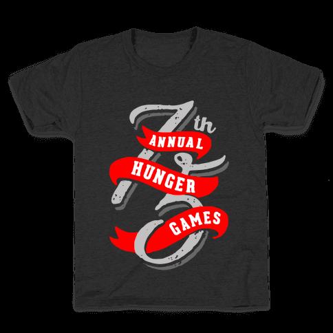 75th Annual Hunger Games Kids T-Shirt