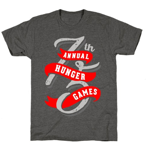 75th Annual Hunger Games T-Shirt