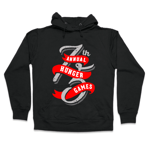 75th Annual Hunger Games Hooded Sweatshirt