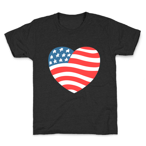 American Heart Kids T-Shirt