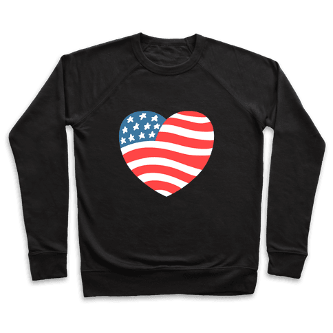 American Heart Pullover