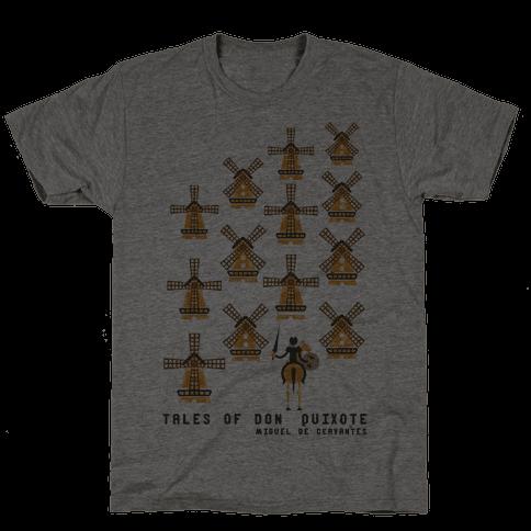 Don Quixote Mens T-Shirt