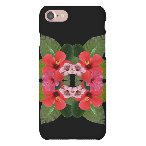 Hawaiian Floral Case Phone Case