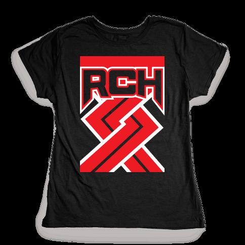 Rancho Carne High School Womens T-Shirt
