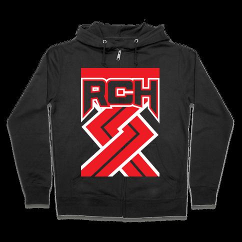 Rancho Carne High School Zip Hoodie