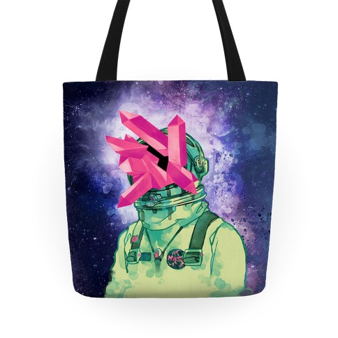 Crystal Astronaut Tote Tote