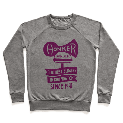 The Honker Burger Tee Pullover