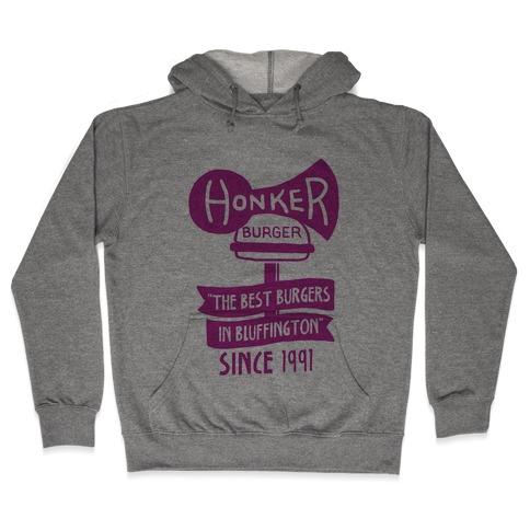 The Honker Burger Tee Hooded Sweatshirt
