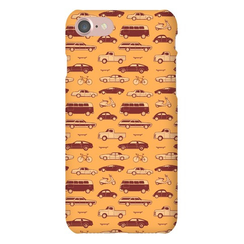 Let's Ride Phone Case