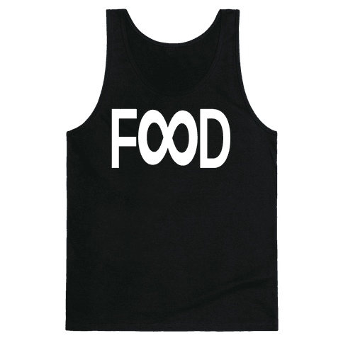 FoodFinity Tank Top