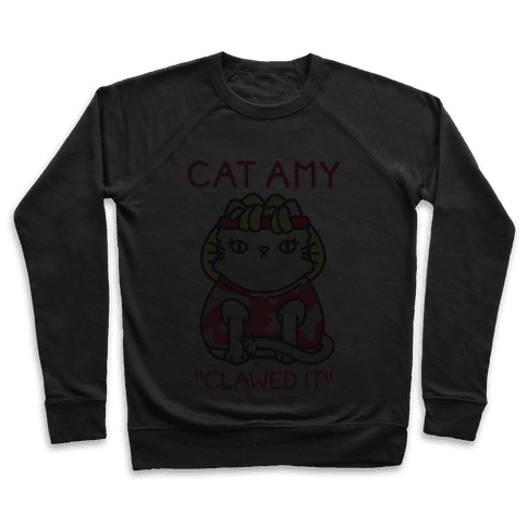 Cat Amy Pullover