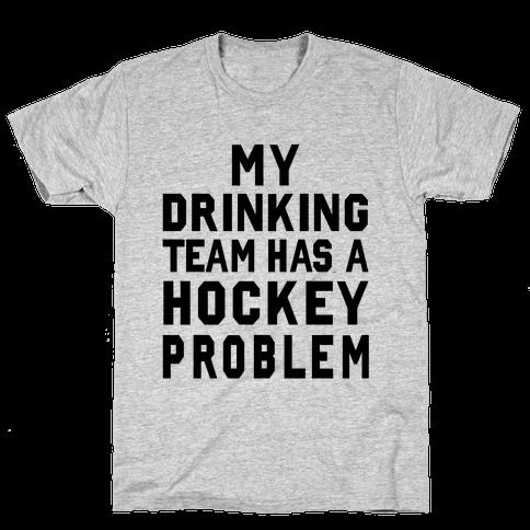 My Drinking Team has a Hockey Problem