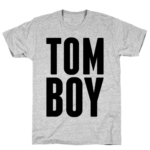 Tom Boy Mens T-Shirt