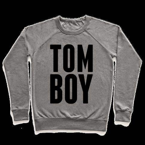 Tom Boy Pullover