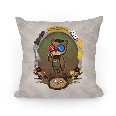 Dr Jacoby Pillow Pillow