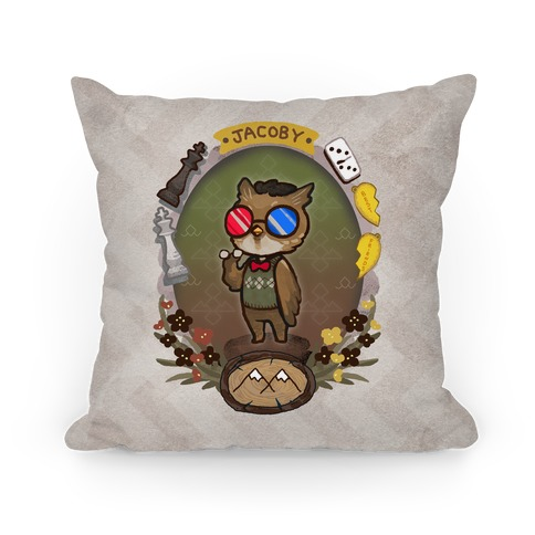 Dr Jacoby Pillow