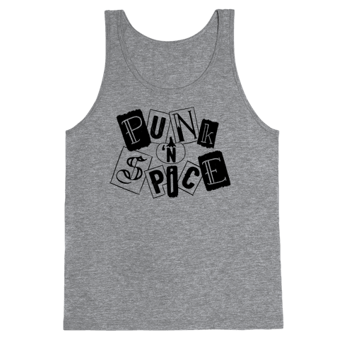 Punk N' Spice Tank Top