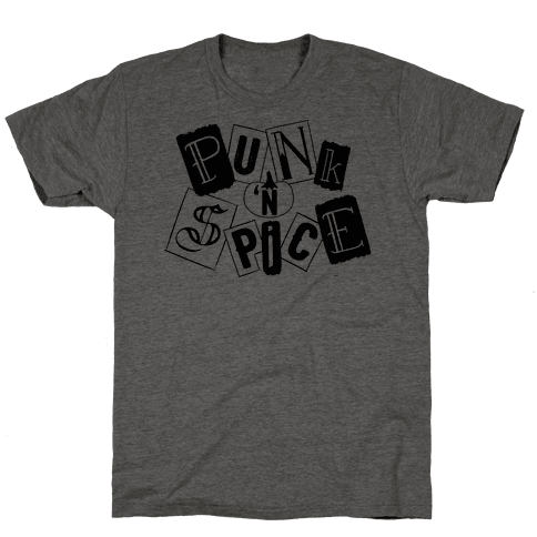 Punk N' Spice