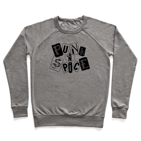 Punk N' Spice Pullover