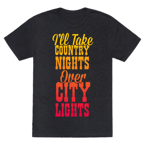Country Nights Over City Lights