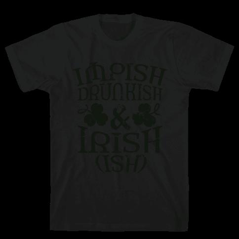 Irish Ish Mens T-Shirt