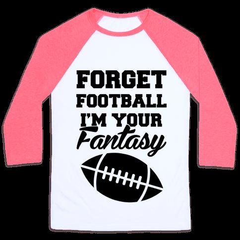 Fantasy Football Baseball Tee