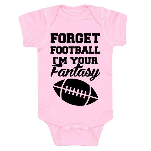 Fantasy Football Baby Onesy