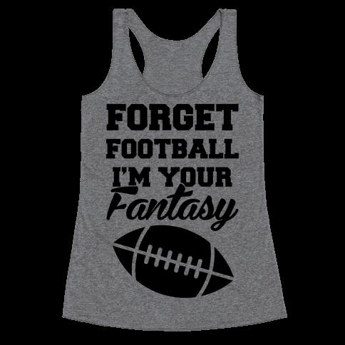 Fantasy Football Racerback Tank Top