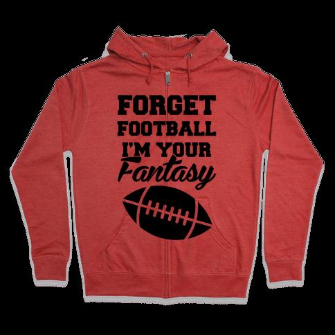 Fantasy Football Zip Hoodie