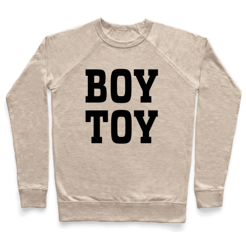 Boy Toy Pullover