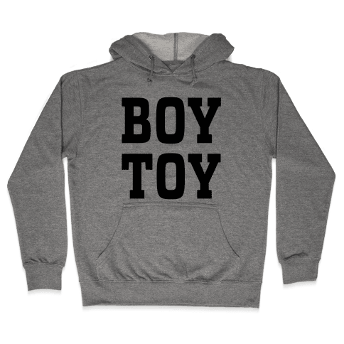 Boy Toy Hooded Sweatshirt