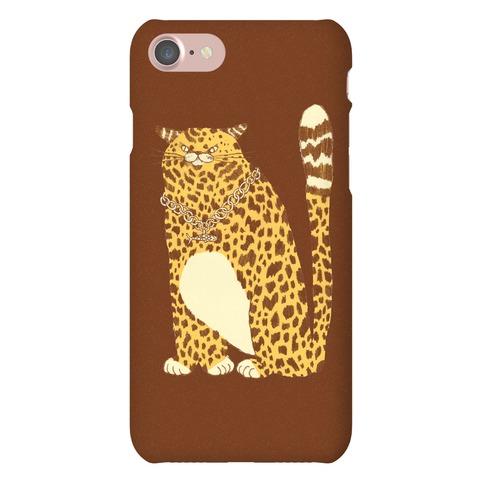 Big Chill Cat Phone Case