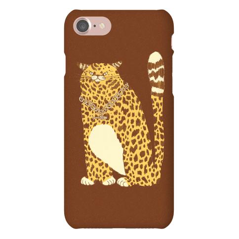 Big Chill Cat Phone Case