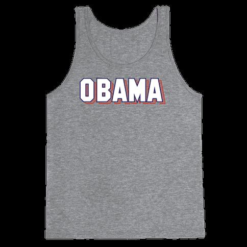 Obama Tank Top
