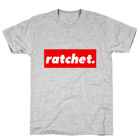 Ratchet. Mens T-Shirt