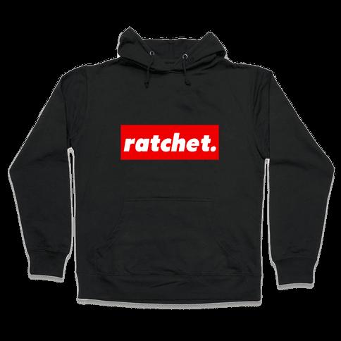 Ratchet. Hooded Sweatshirt