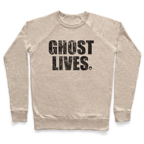 Ghost Lives Pullover