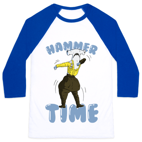 Hammer Time! Baseball Tee