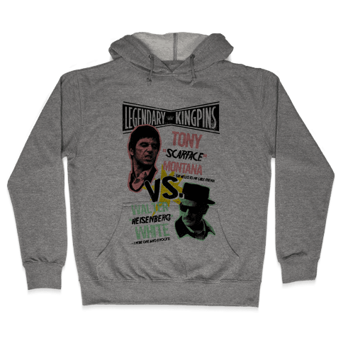 King Pin Faceoff Hooded Sweatshirt
