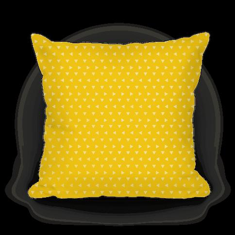 Yellow Triangle Pattern