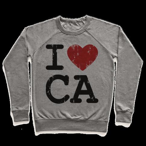 I love California Pullover