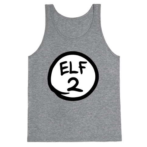 Elf Two Tank Top