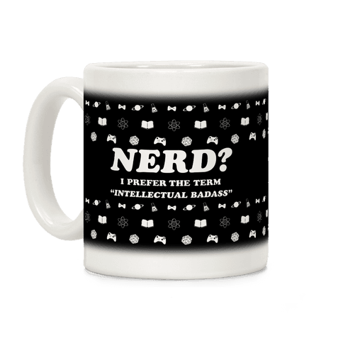 Intellectual Badass Coffee Mug