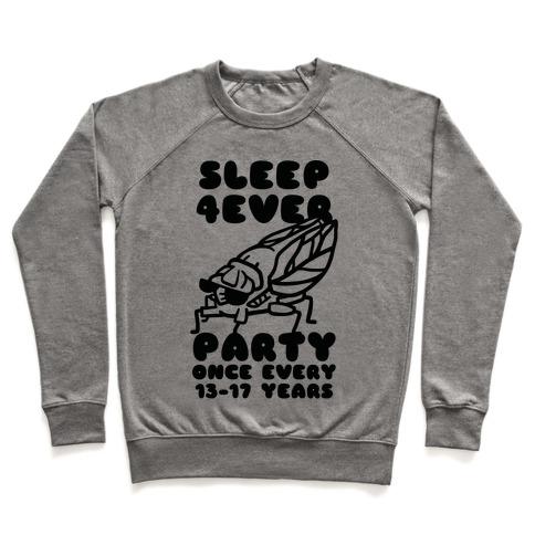 Cicadas Party Hard Pullover