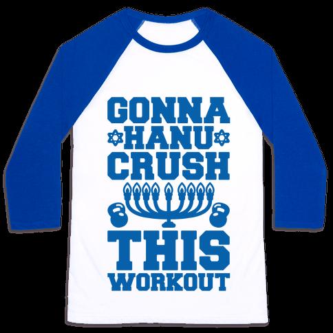Gonna Hanu-Crush This Workout