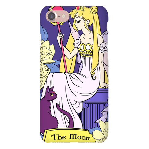 The Moon Tarot Phone Case