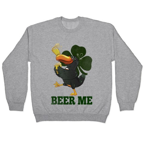Toucan-Beer Me! Pullover