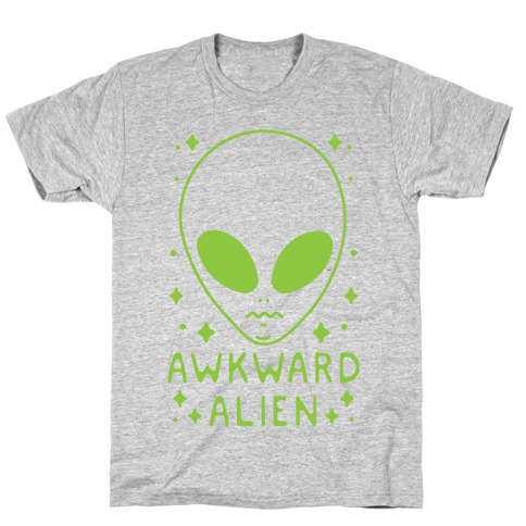 Awkward Alien T-Shirt