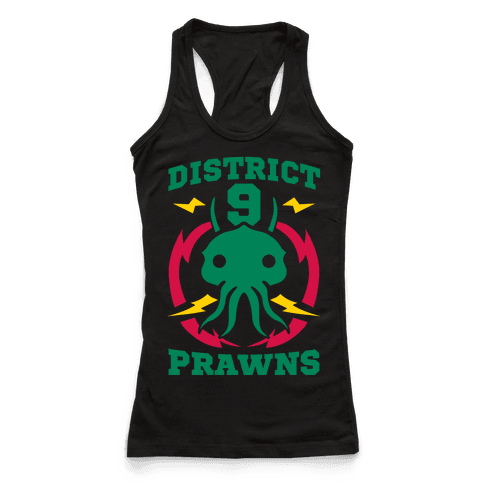 District 9 Prawns
